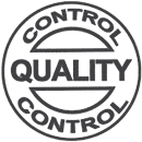 Quality Control Approved Clean