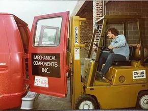 Mechanical-Power-Forklift