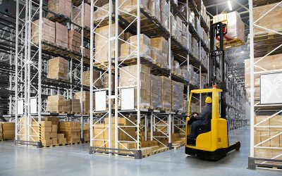 What Are the Main Parts & Components of a Forklift Truck?