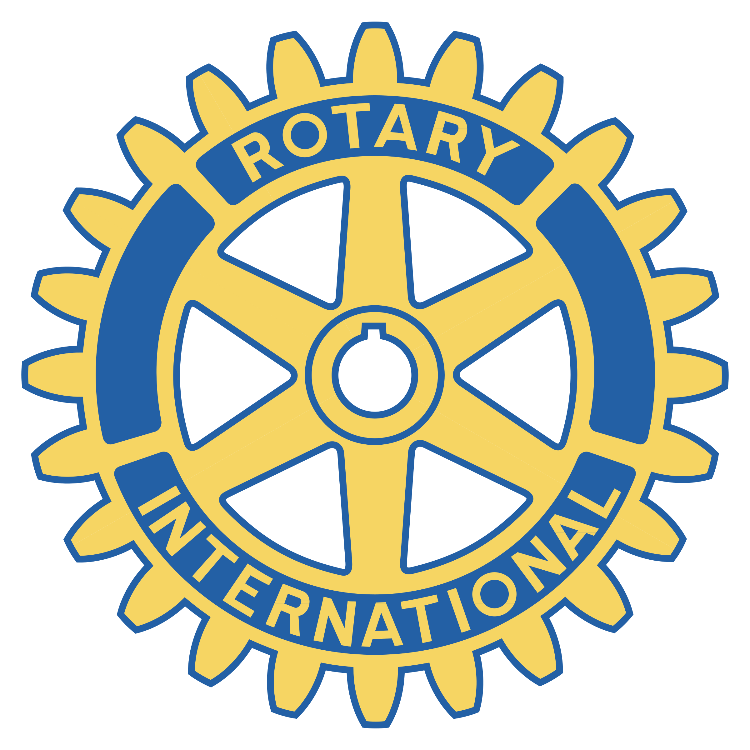 Mechanical Power joins a local Midwest branch of Rotary International
