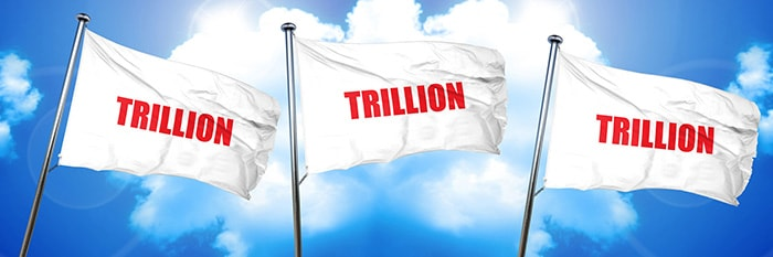 The USA is Trillions of Dollars in debt