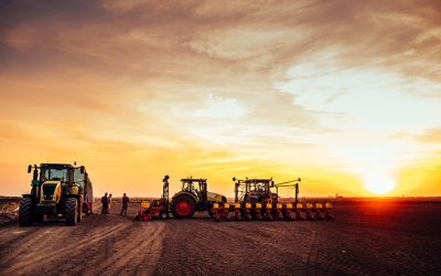 Mechanical Power Helps Power the Agricultural Industry Through Global Product Sourcing