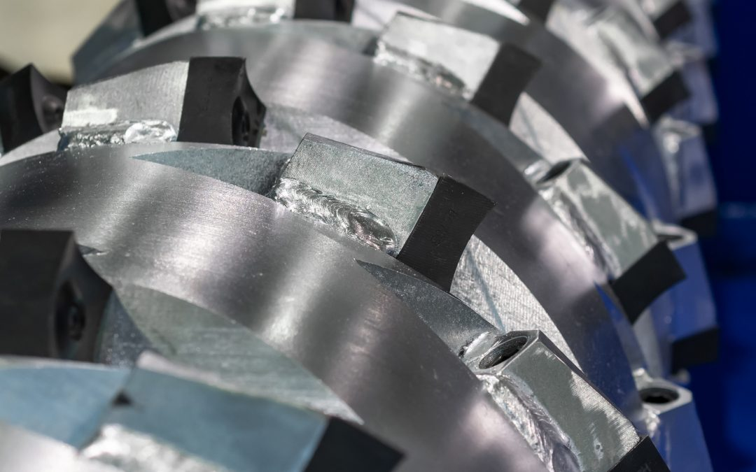 Mechanical Power Success Stories: Teflon Chains for Industrial Shredder