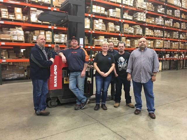 Meet the team - Mechanical Power Sourcing
