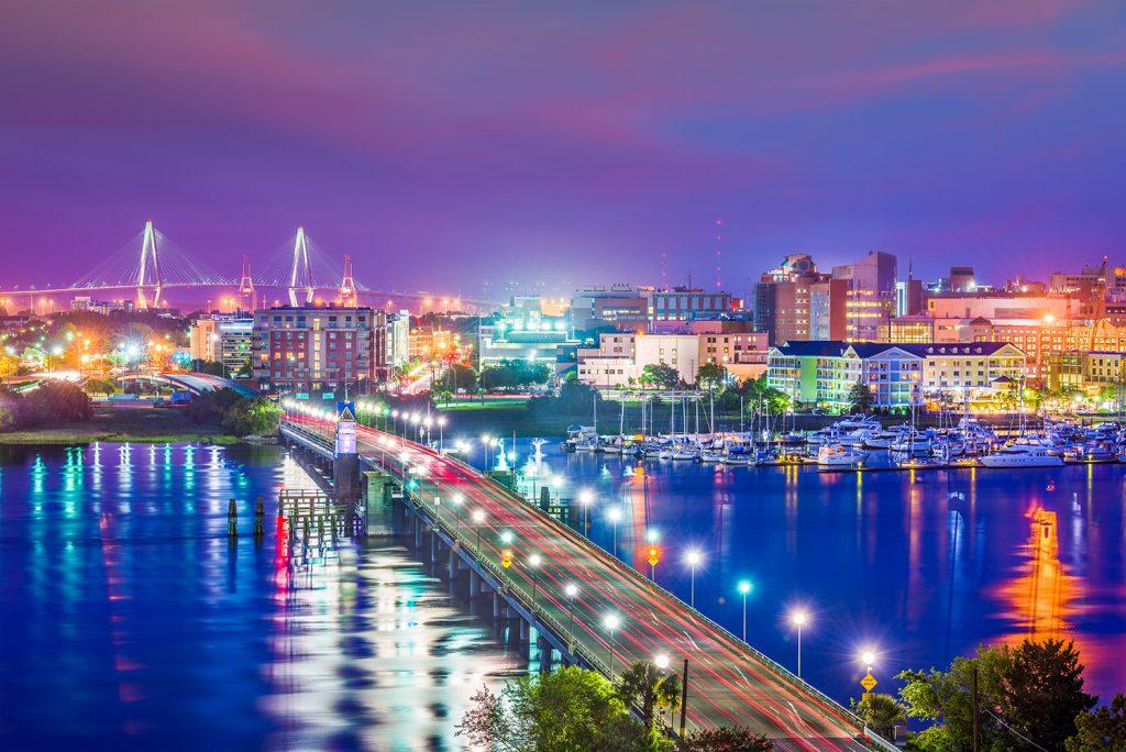 Charleston-SC-Skyline