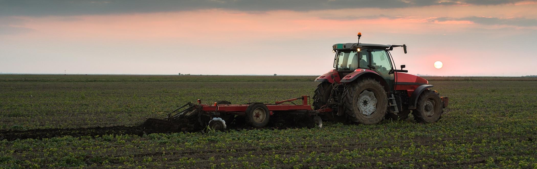 Agriculture Sourcing Slider