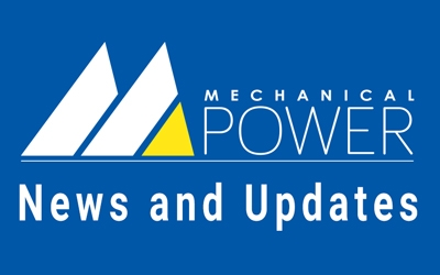 Mechanical Power News and updates