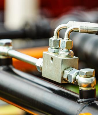 Mechanical Power Hydraulic Cylinder