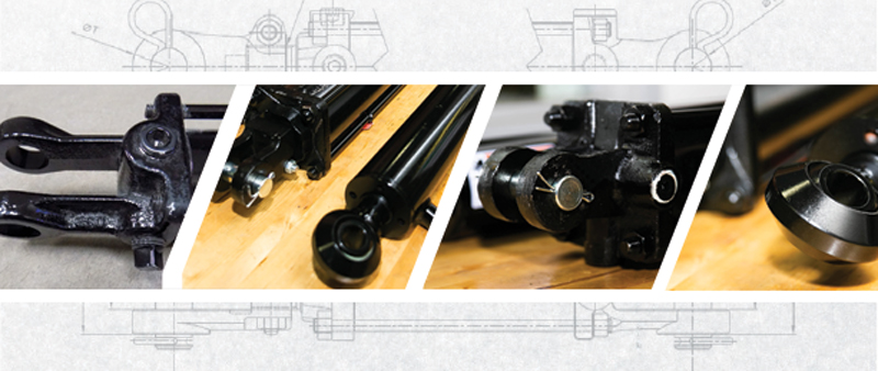 Hydraulic Cylinders Parts