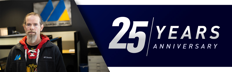 Jason Deacon is celebrating 25th Anniversary at Mechanical Power
