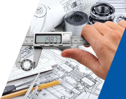 5 steps Quality Check Mechanical Power Arrow
