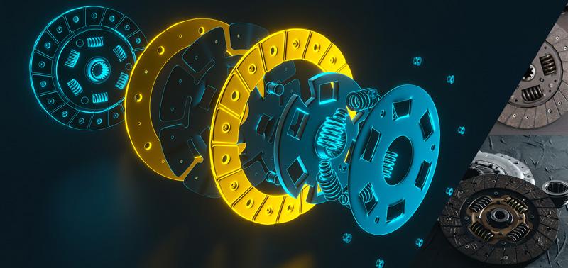 Mechanical Power Clutch Assembly Supplier