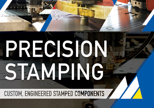 Mechanical Precision Stamping